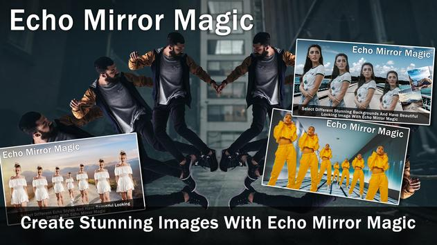 Echo Mirror : Magic Effect poster