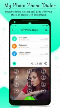 My Photo Phone Dialer poster