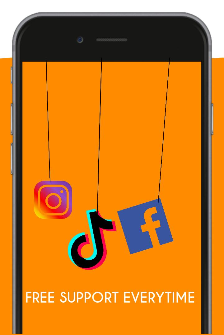 Vip Tik Tok Tool - Get Free Supports for Android - APK Download