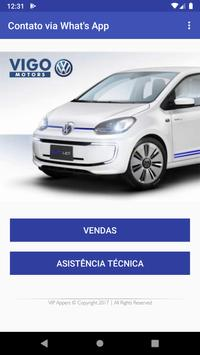 Vigo Motors screenshot 1