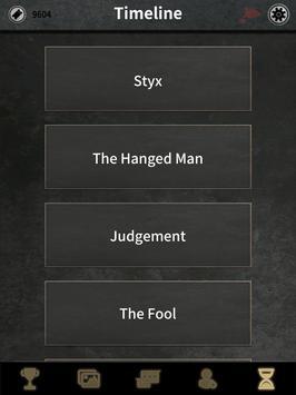 Argo's Choice: Visual novel, noir adventure story screenshot 13