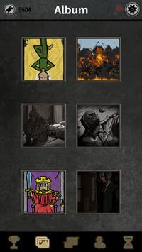 Argo's Choice: Visual novel, noir adventure story screenshot 2
