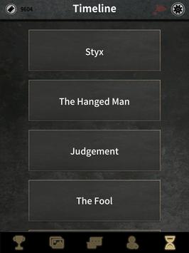 Argo's Choice: Visual novel, noir adventure story screenshot 8