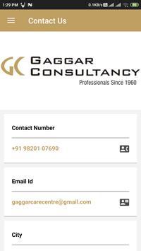 GAGGAR CONSULTANCY screenshot 5
