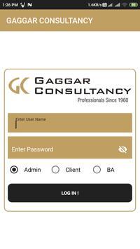 GAGGAR CONSULTANCY screenshot 1