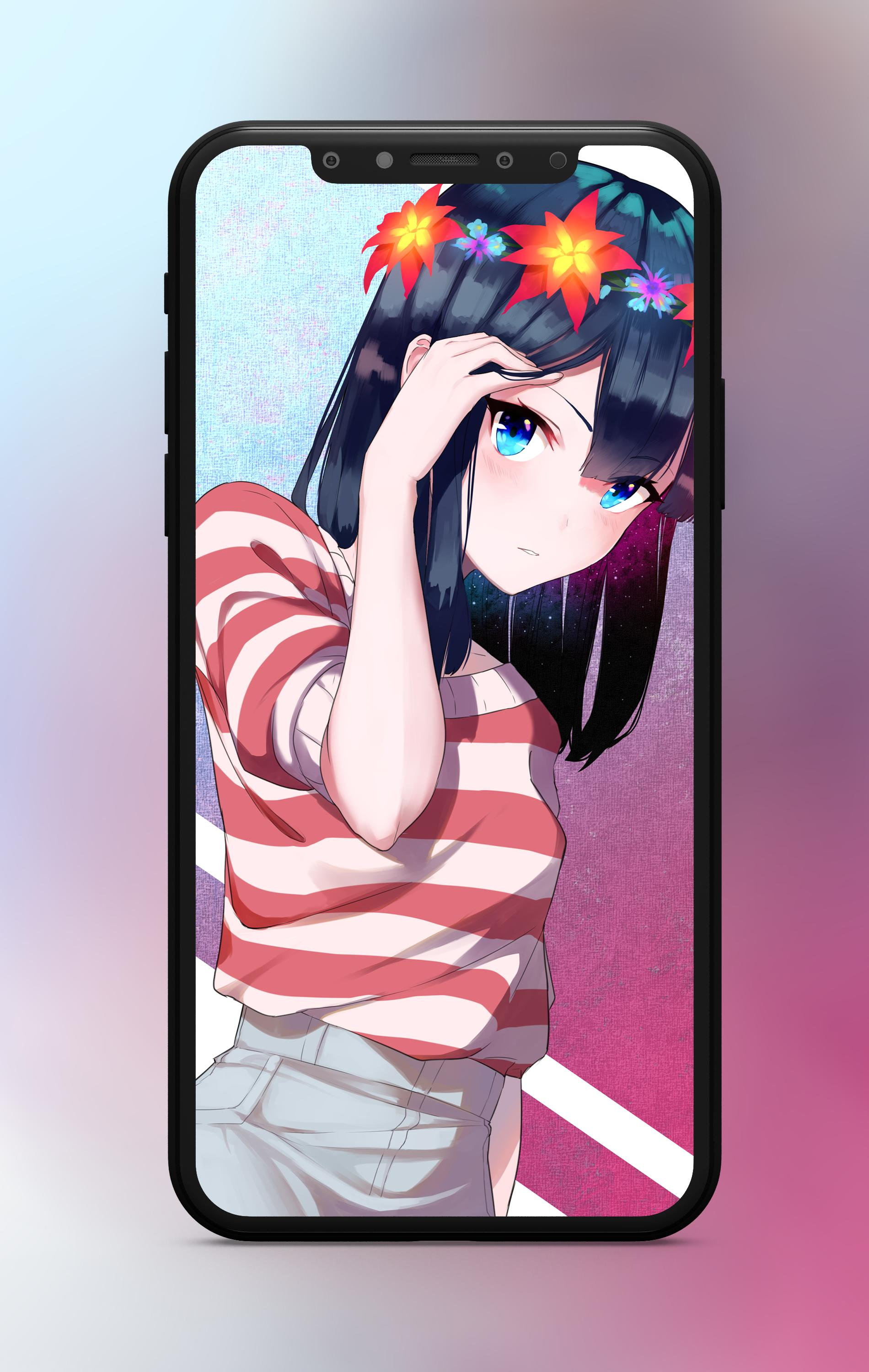 100000 Anime Wallpapers Hd Anime Wallpaper Girl For Android Apk Download