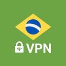 VPN Brazil - get free Brazilian IP-APK