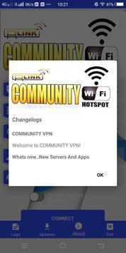 Community VPN screenshot 3