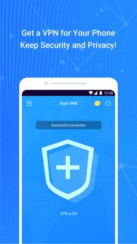 Fast VPN poster