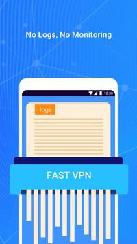 Fast VPN capture d'écran 3