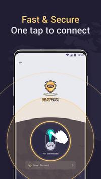 Flat VPN-poster