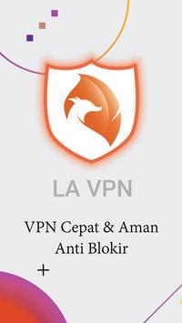 LA VPN : Buka blokir situs web peramban proxy VPN poster