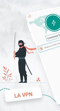 La VPN 海報