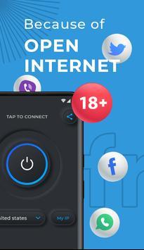 VPN Proxy - 100% Unlimited VPN screenshot 12