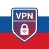 VPN Russia 图标