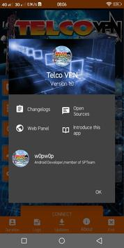 Telco VPN screenshot 1