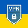 VPN Ukraine-icoon