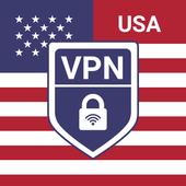 USA VPN - Get USA IP icon