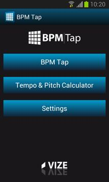 BPM Tap Free постер
