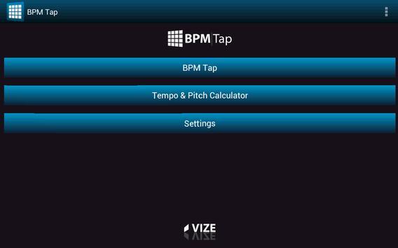 BPM Tap Free скриншот 6