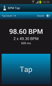 Mobile Studio Metronome Free screenshot 5