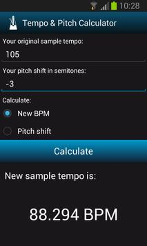 Mobile Studio Metronome Free screenshot 6