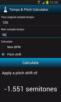Mobile Studio Metronome Free screenshot 7