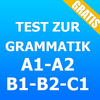 Test zur deutsch grammatik A1-A2-B1-B2-C1 ikona