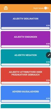 German Complete Grammar screenshot 23