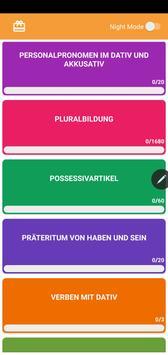 German Complete Grammar screenshot 6