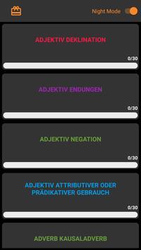 German Complete Grammar screenshot 16