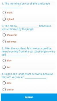 English Proficiency Test screenshot 1