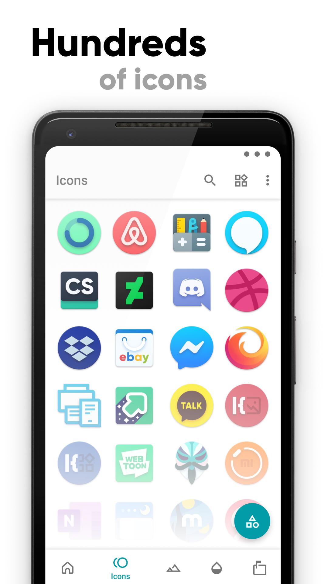 CandyCons Unwrapped - Icon Pack for Android - APK Download