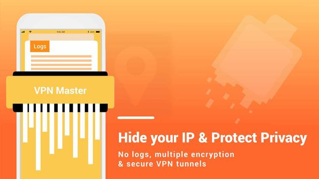 VPN Master screenshot 4