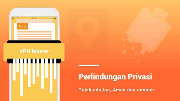 VPN Master syot layar 4