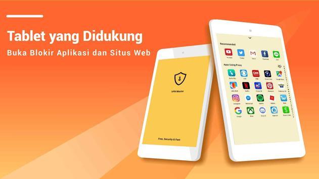 VPN Master syot layar 6
