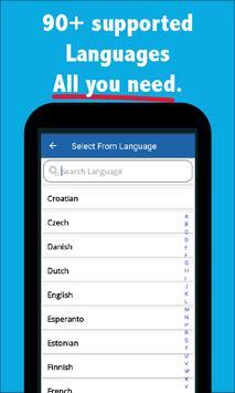 Hindi Arabic Translator screenshot 2
