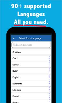 Hindi Arabic Translator screenshot 5