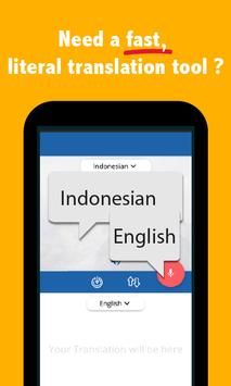 Indonesian English Translator screenshot 8