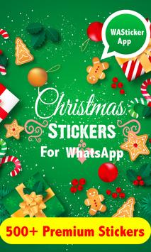 Christmas Stickers for WAStickerApps screenshot 1