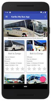 My Bus App poster