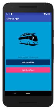 My Bus App screenshot 3