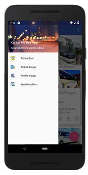 My Bus App screenshot 4
