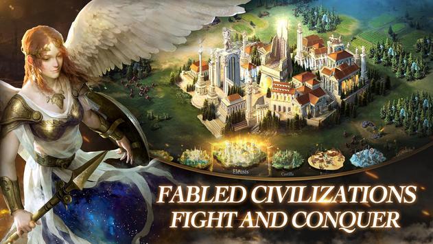 Divinity Saga imagem de tela 1