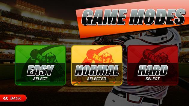 Homerun Baseball 3D screenshot 8