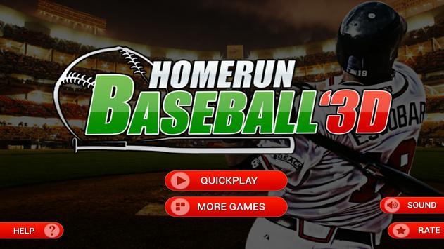 Homerun Baseball 3D screenshot 14