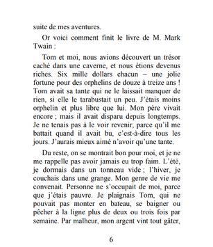 Les Aventures de Huck Finn par Tom Sawyer screenshot 1