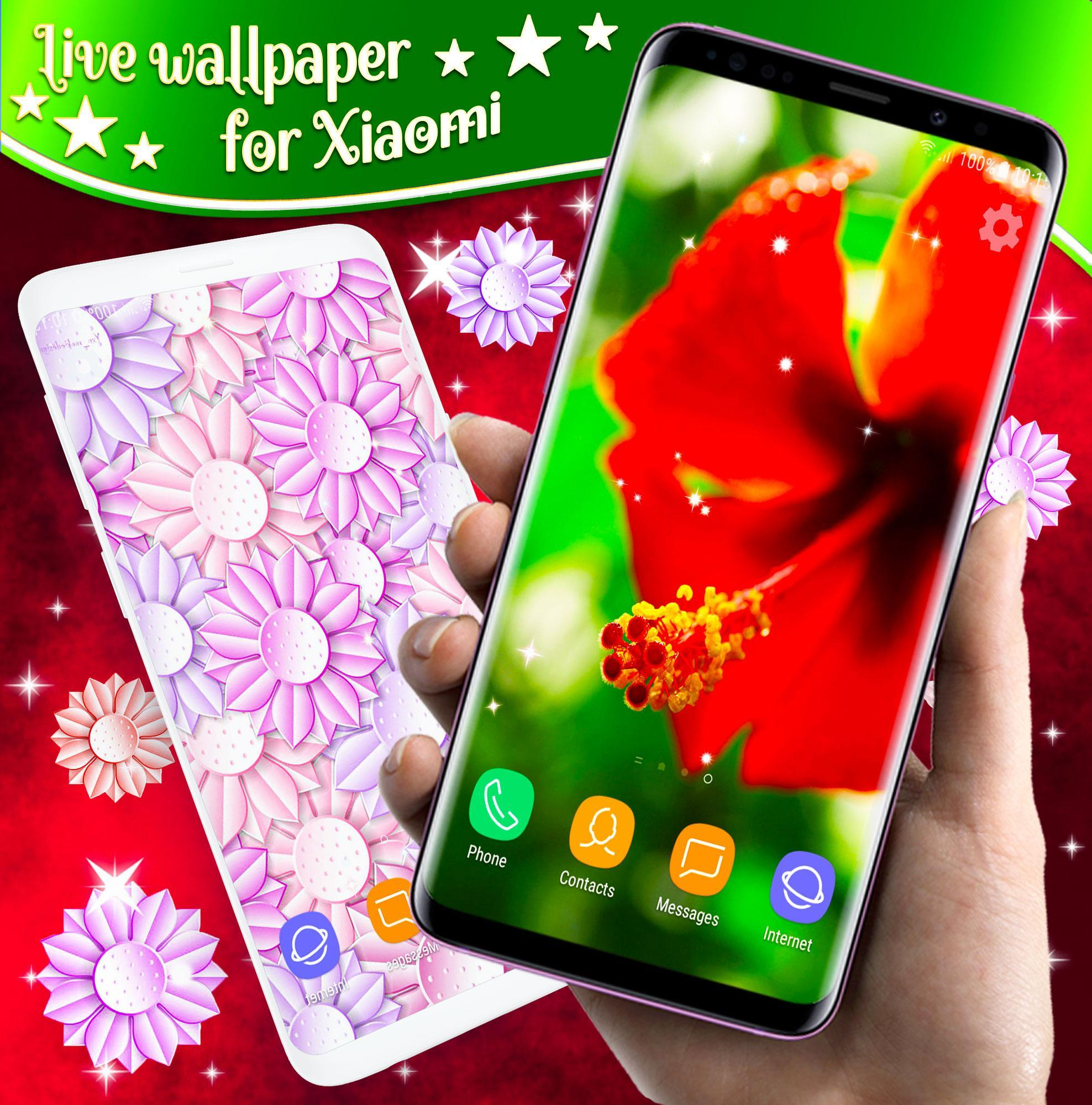 Animated Wallpaper Live Wallpaper For Xiaomi For