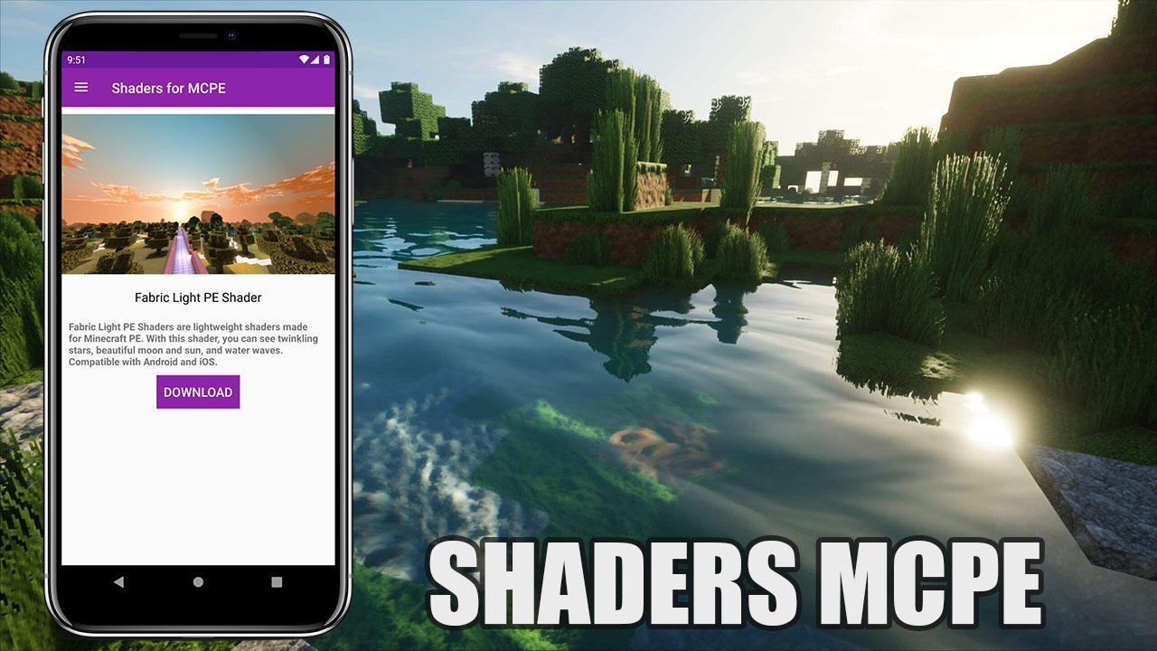 Shaders for Minecraft PE para Android - APK Baixar