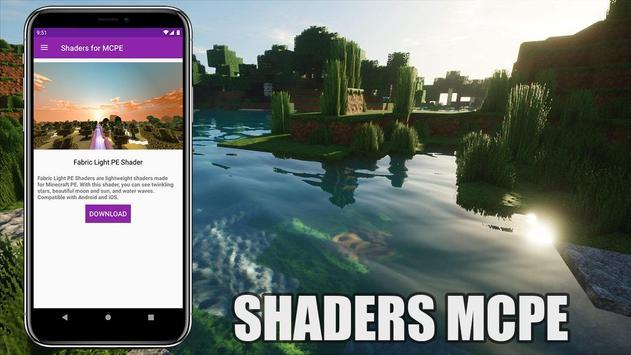 Shaders for Minecraft PE screenshot 2